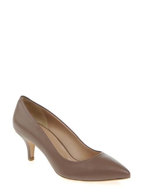 Beymen Blender topuklu ayakkabı Vizon